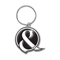 Of Mice & Men Ampersand Metal Key Chain Multi