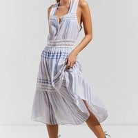 Out From Under Holly Midi Cover-Up Slip | Urban Outfitters