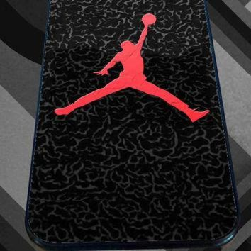 CREYUG7 Michael Jordan Logo for iPhone 4/4s/5/5S/5C/6, Samsung S3/S4/S5 Unique Case *95*