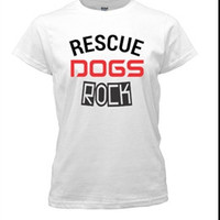 Rescue Tees' ~ Rescue Dogs Rock