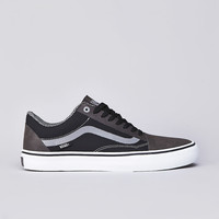 "Flatspot - Vans Syndicate Old Skool Pro Rapidweld ""S"" Black / White"