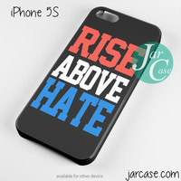 John Cena Rise Above Hate Phone case for iPhone 4/4s/5/5c/5s/6/6 plus