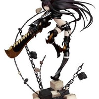 Good Smile Black Rock Shooter: Black Gold Saw PVC Figure (TV Animation Version) (1:8 Scale)