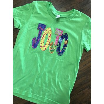 KIDS NAME Shirt, Personalized shirt