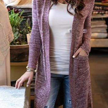 Grace & Lace Lush Bamboo Duster Cardigan