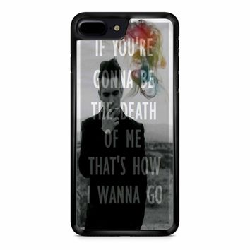 Brendon Urie Panic At The Disco 2 iPhone 8 Plus Case