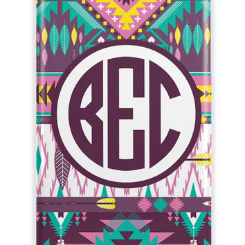 Aztec pattern - Personalized Iphone case for teen girls