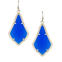 Alex Earrings in Cobalt - Kendra Scott Jewelry