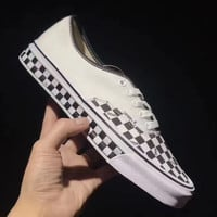 Neighborhood x Vans Vault Platform Canvas Sneaker Shoes