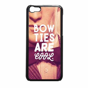 Doctor Who Dr Smith Bow Ties Are Cool iPhone 5c Case