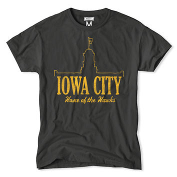 Iowa City Capital T-Shirt
