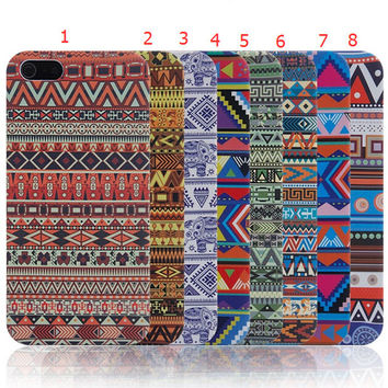Fashion Ethnic Style Handmade iPhone creative cases for 5S 6 6S Plus