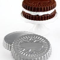 Martha Stewart Collection Sandwich Cookie Cake Pan - Martha Stewart Collection - Kitchen  - Macy's