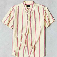 OBEY Waylon Stripe Short-Sleeve Button-Down Shirt