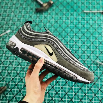 "Nike Air Max 97 GS ""Have A Nike Day - Dark Grey"" - Best Online Sale"