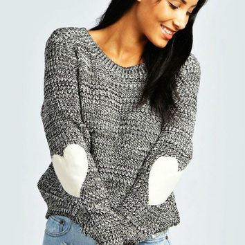 Every Heart Beat Knit Sweater