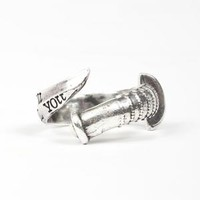 Catbird :: shop by category :: JEWELRY :: Rings :: Code of the Sea Ring