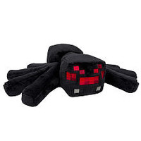 Minecraft Large Plush Spider