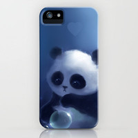 Panda iPhone Case by Rihards Donskis | Society6