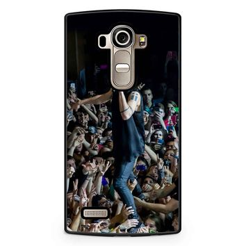 Tyler Joseph Of Twenty One Pilots 2 LG G4 Case