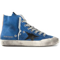 Golden Goose Deluxe Brand hi top sneakers