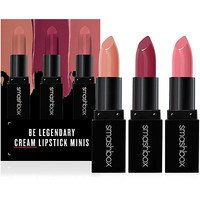 Smashbox Be Legendary Cream Lipstick Minis | Ulta Beauty
