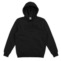 Core Logo Men's Knit Hooded Pullover Luxplorer Collection