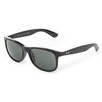 Ray-Ban Youngster Collection: Wayfarer Sunglasses - Black