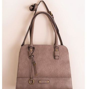 Tooled Tote by Simply Noelle