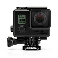 GoPro Blackout Housing | Features a matte black finish for low-profile shooting. Waterproof to 131'/40m.