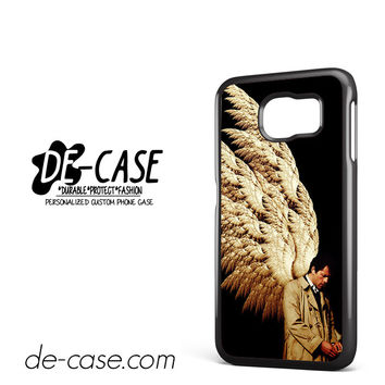 Castiel Angel Of The Lord DEAL-2436 Samsung Phonecase Cover For Samsung Galaxy S6 / S6 Edge / S6 Edge Plus