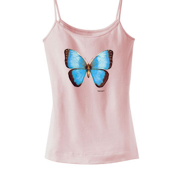 Sleeveless Top - BUTTERFLIES & FLOWERS by VIDA VIDA Clearance Factory Outlet Sale Top Quality Free Shipping Shop For LN4i9Se