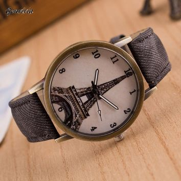 2017 men fashion watches luxury men watch cowboy leather strap clock mens analogue watch military montre sport horloge