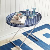 Coral Reef Tray Table