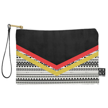 Allyson Johnson Mixed Aztec 2 Pouch