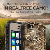 Limited Edition Realtree Outdoors Camo Cases for the iPhone 4/4s