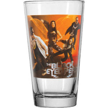 Black Eyed Peas Pint Glass