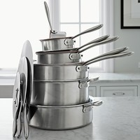 All-Clad TK™ 11-Piece Inspiration Cookware Set