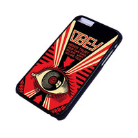 OBEY NEVER TRUST iPhone 6 Case