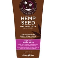 Hemp Seed Hand & Body Lotion - High Tide (7 fl oz)