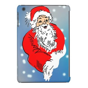 Santa claus iPad mini retina cover