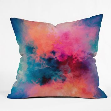 Caleb Troy Temperature Throw Pillow