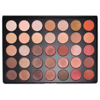 Morphe - 35OS - 35 Color Shimmer Nature Glow Eyeshadow Palette