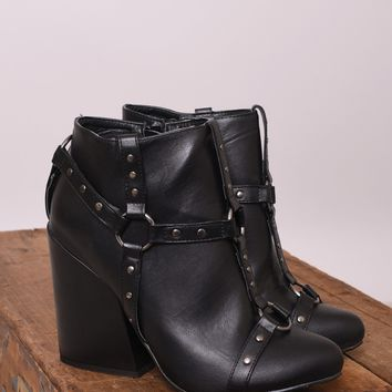 Craft Harness Bootie - What's New at Gypsy Warrior
