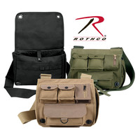 Rothco Canvas Venturer Survivor Shoulder Bag
