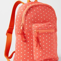 Polka Dot Mini Backpack Size One Size