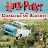 Harry Potter and the Chamber of Secrets: The Illustrated Edition (Harry Potter, Book 2) : J K Rowling : 9780545791328
