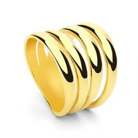 FOUR ROUND RING - Maria Pascual Jewelry & More