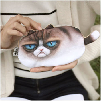 Cat cartucheras para lapices Cartoon pencil case cute pencil bag estojo escolar menina pencil pouch material escolar