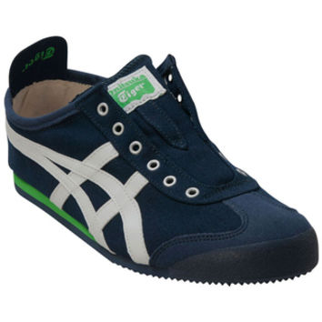 Onitsuka Tiger Mexico 66 Slip On Navy